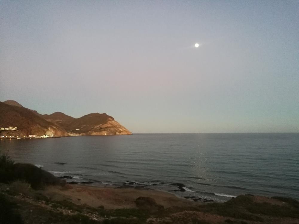 Vistas a la Bahia de San Jose
