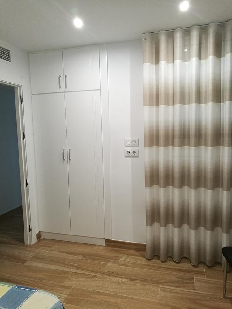 Armarios Dormitorio con 2 camas individuales