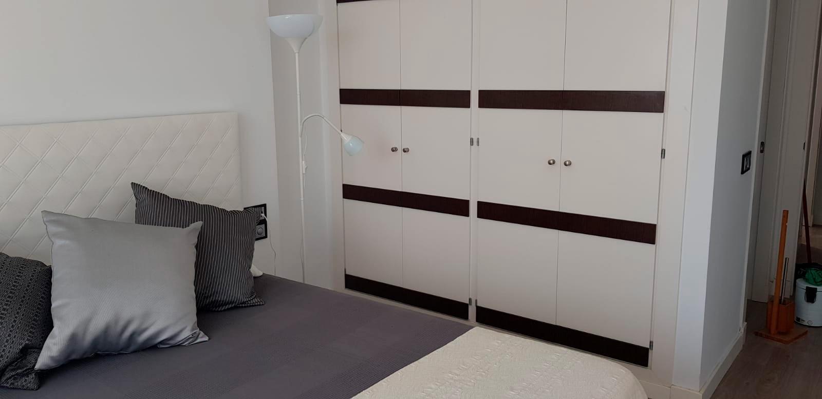 Armario en el dormitorio