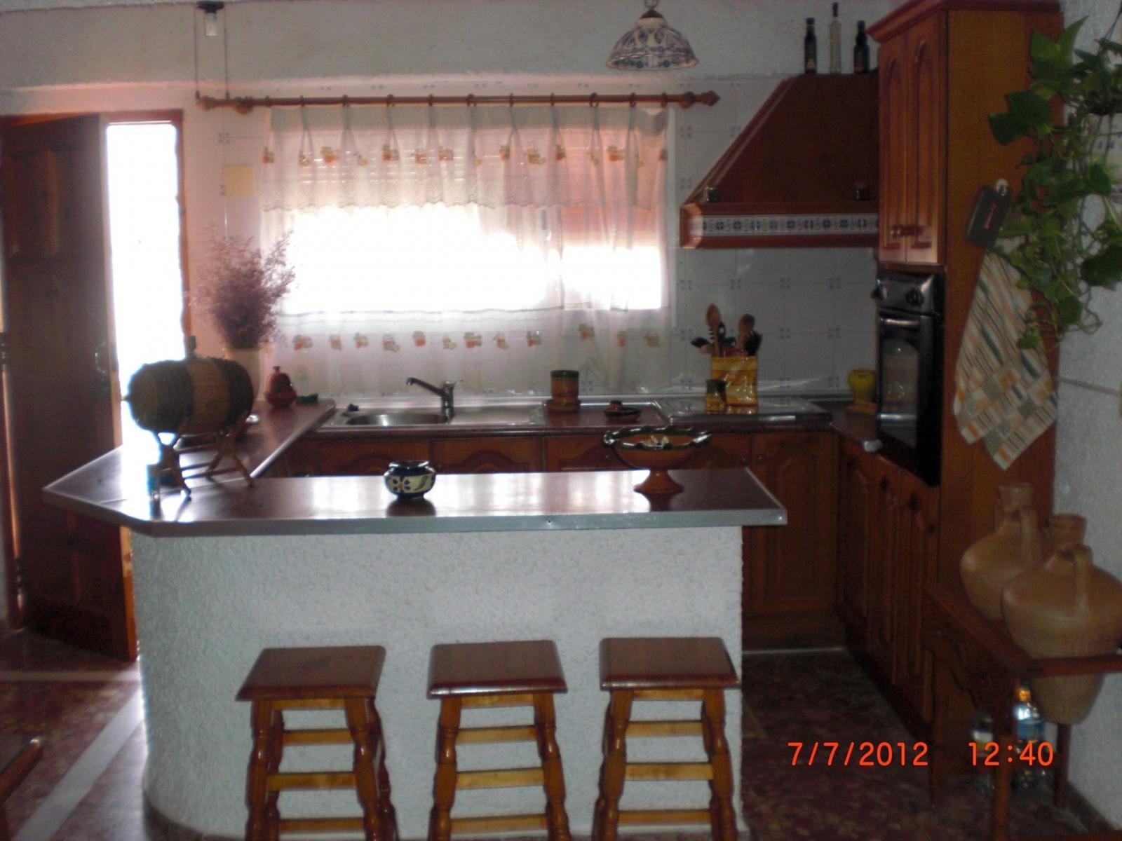 Salon-cocina