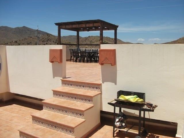 Terraza techo